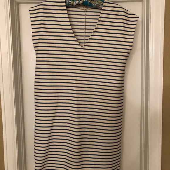 4e815cf6102 Madewell Striped Vacances Dress